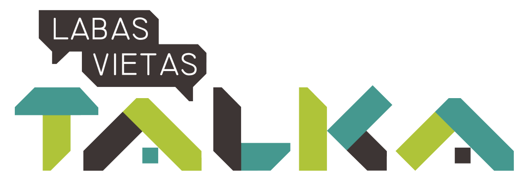 logo labas vietas TALKA zals